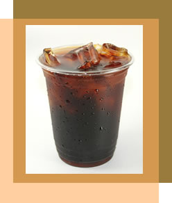 Dutch iced coffee